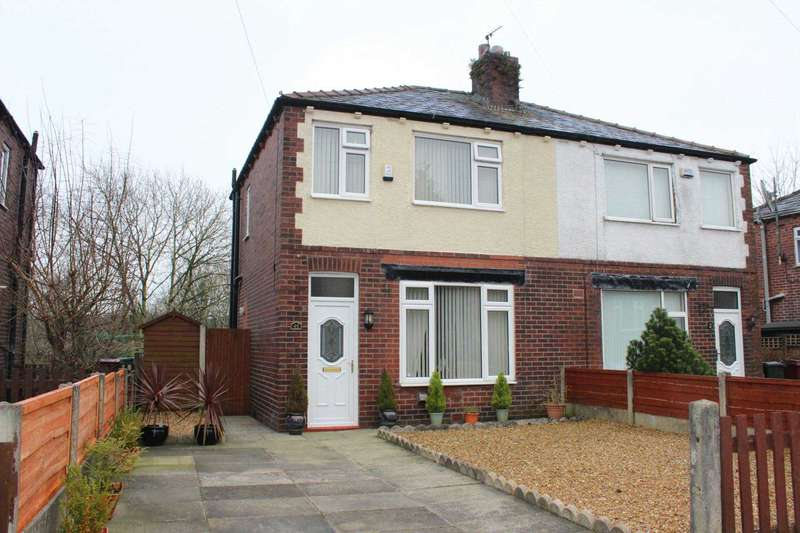 2 Bedrooms Semi Detached House for sale in Brookland Grove, Smithills