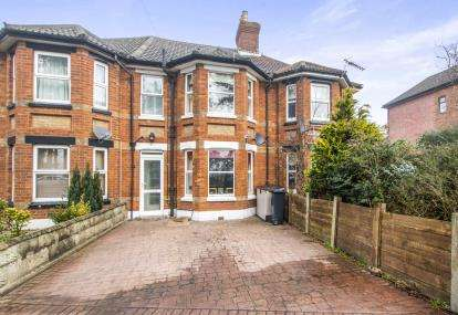 3 Bedrooms Terraced House for sale in Bournemouth, Dorset