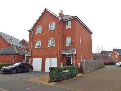 4 Bedrooms Semi Detached House for sale in Abbey Park Way, Weston, Crewe, Cheshire