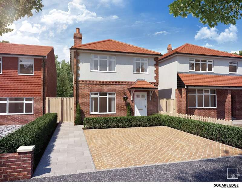 4 Bedrooms Detached House for sale in Adeyfield, Hemel Hempstead