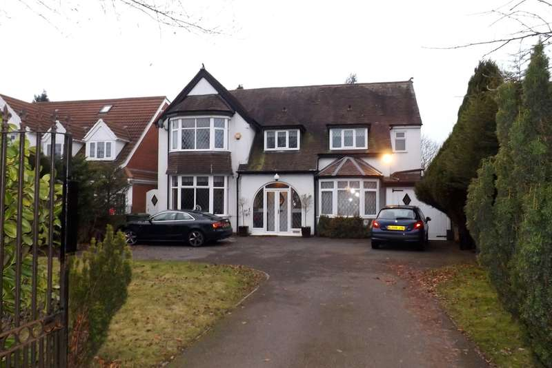 6 Bedrooms Detached House for sale in Stratford Road, Shirley, Solihull