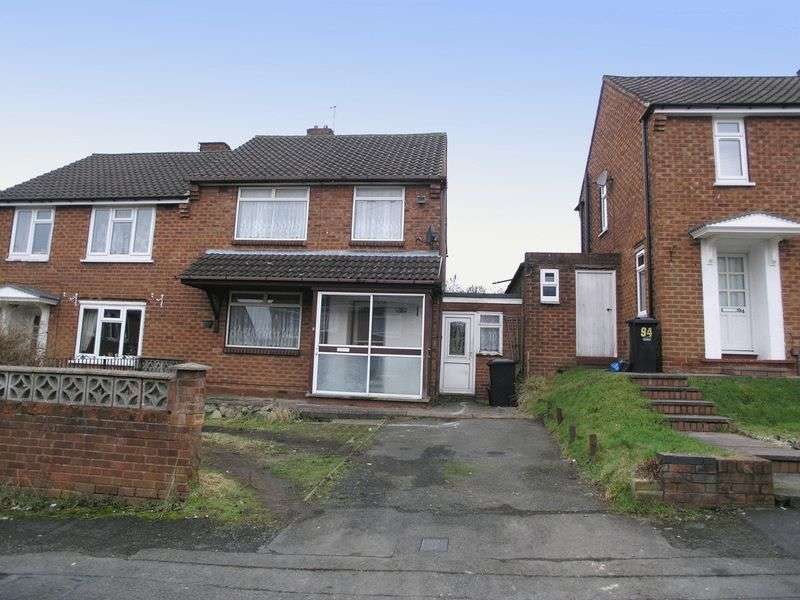 3 Bedrooms Semi Detached House for sale in BRIERLEY HILL, Pensnett, Blewitt Street