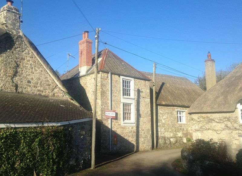 1 Bedroom Cottage House for sale in Thorn, Chagford