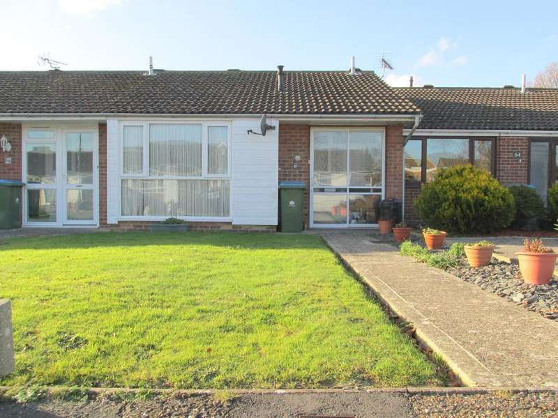2 Bedrooms Bungalow for sale in Markfield, North Bersted, Bognor Regis, West Sussex, PO22 9HN