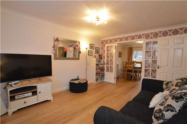 3 Bedrooms Link Detached House for sale in Elwes Close, ABINGDON, Oxfordshire, OX14 3UY