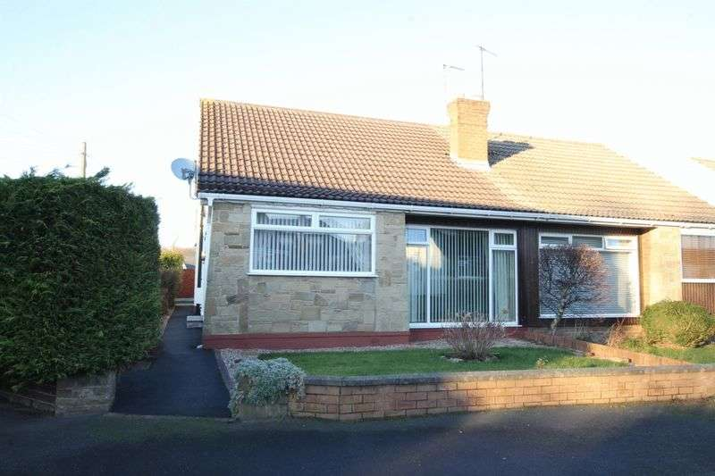 3 Bedrooms Semi Detached Bungalow for sale in Ambleside Close, Thingwall, Wirral
