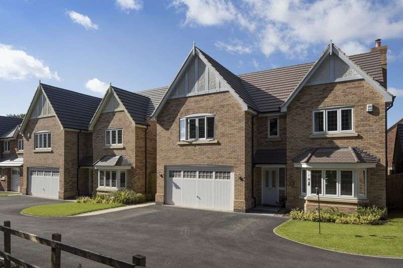 5 Bedrooms Detached House for sale in PLOT 444 THE WILLOW, LANGLEY COUNTRY PARK