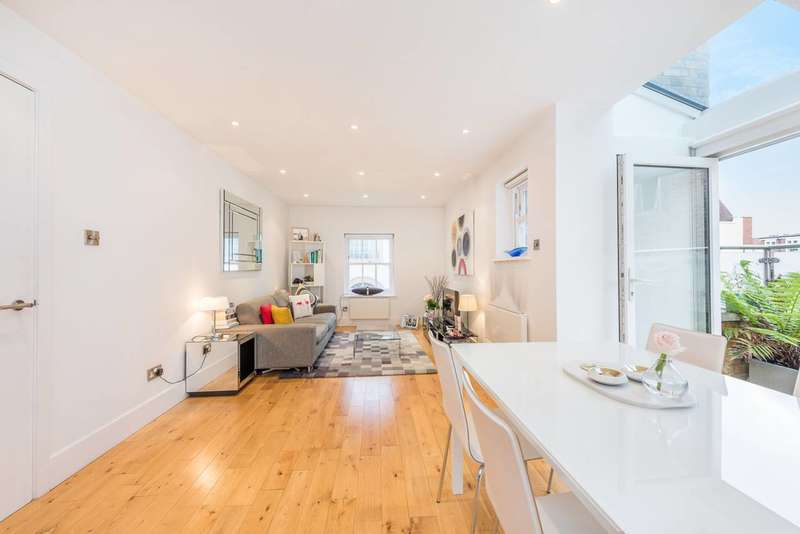 1 Bedroom Flat for sale in Chiswick High Road, Chiswick, W4