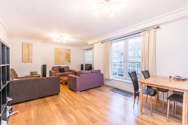 3 Bedrooms Flat for sale in Harewood Avenue, Lisson Grove, NW1