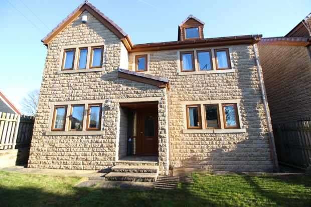 5 Bedrooms Detached House for sale in Greenwood Fold, Bradford, West Yorkshire, BD4 6EZ