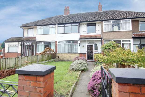 3 Bedrooms Mews House for sale in Greenhill Road, Liverpool, Merseyside, L18 9SX