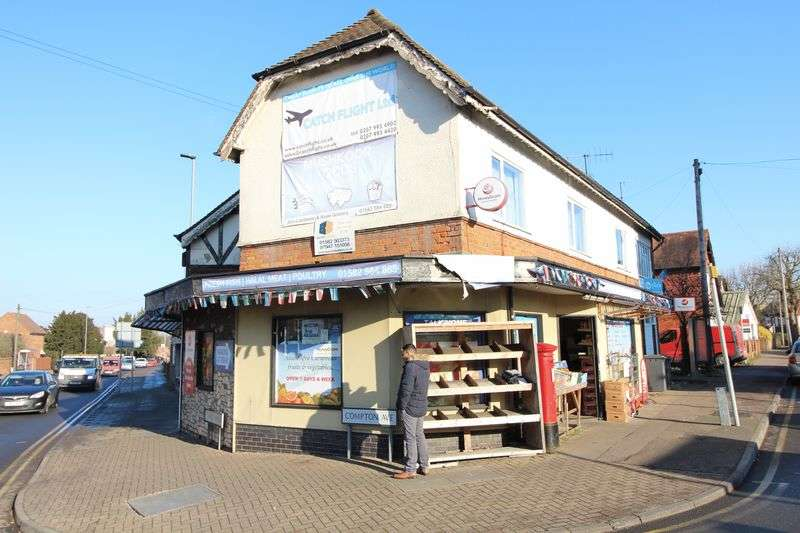 3 Bedrooms Commercial Property for sale in Two Retail Units and two flats in Leagrave