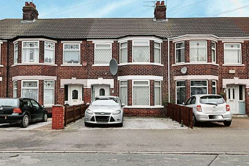 3 Bedrooms Terraced House for sale in Meadowbank Road, Hull