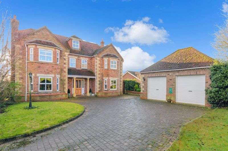 5 Bedrooms Detached House for sale in Bond Hayes Lane, Hagworthingham