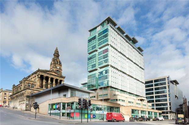 2 Bedrooms Flat for rent in Bothwell Street, City Centre, Glasgow