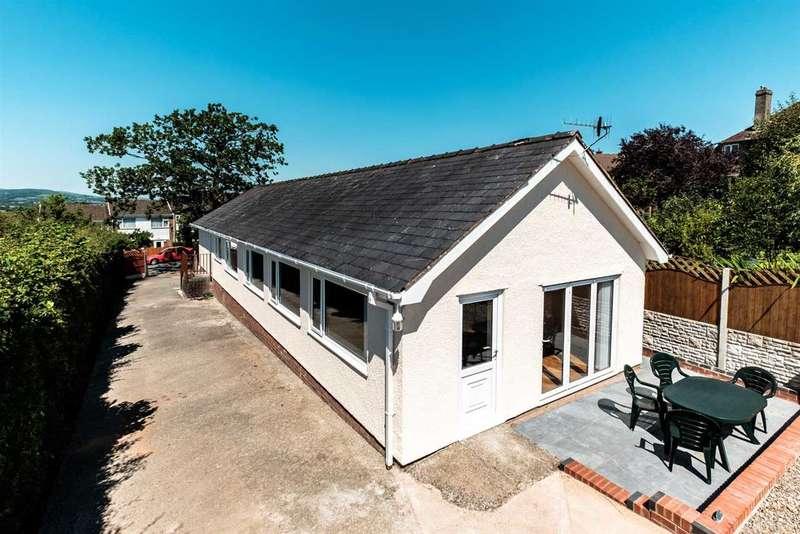 3 Bedrooms Bungalow for sale in The Hut, Quarry Lane, Llandrindod Wells