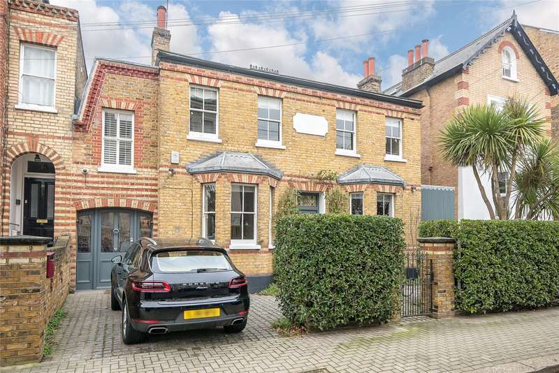 5 Bedrooms End Of Terrace House for sale in Elsynge Road, London, SW18
