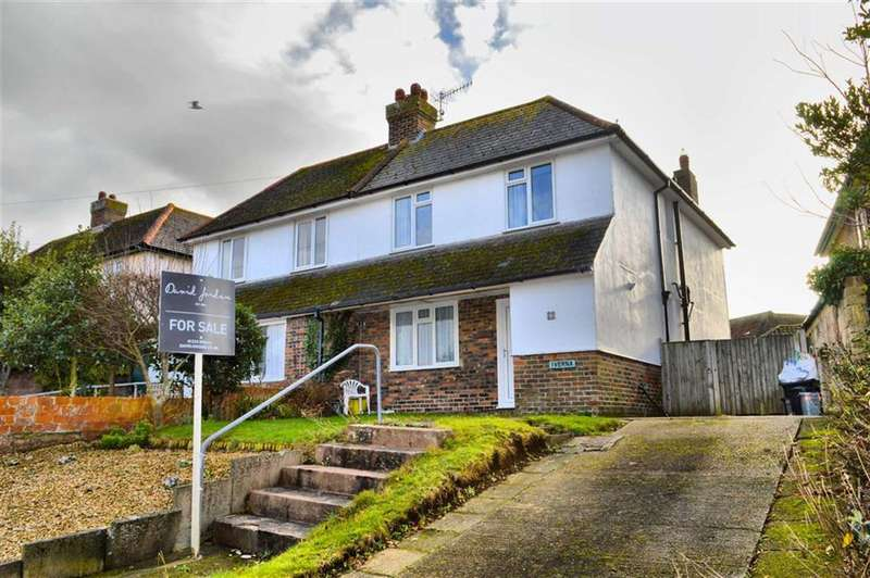 3 Bedrooms Property for sale in Sutton Drove, Seaford, East Sussex