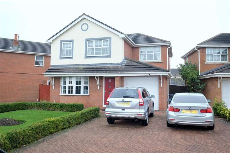 4 Bedrooms Property for sale in Bishops Gate, Cypress Point, Lytham St Annes