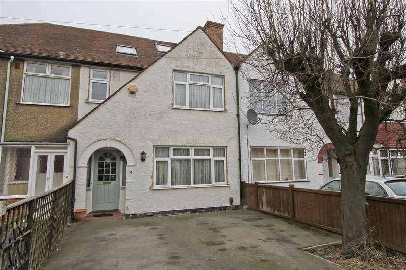 4 Bedrooms Property for sale in Granville Road, Hillingdon