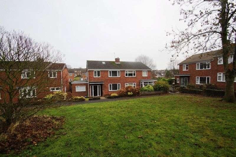 3 Bedrooms Semi Detached House for sale in Burnside, Witton Gilbert