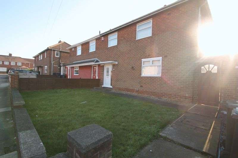 3 Bedrooms Semi Detached House for sale in Coledale Road, Berwick Hills