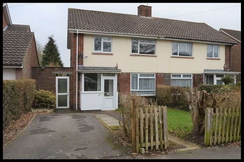3 Bedrooms Semi Detached House for sale in Calmore Crescent, Old Calmore