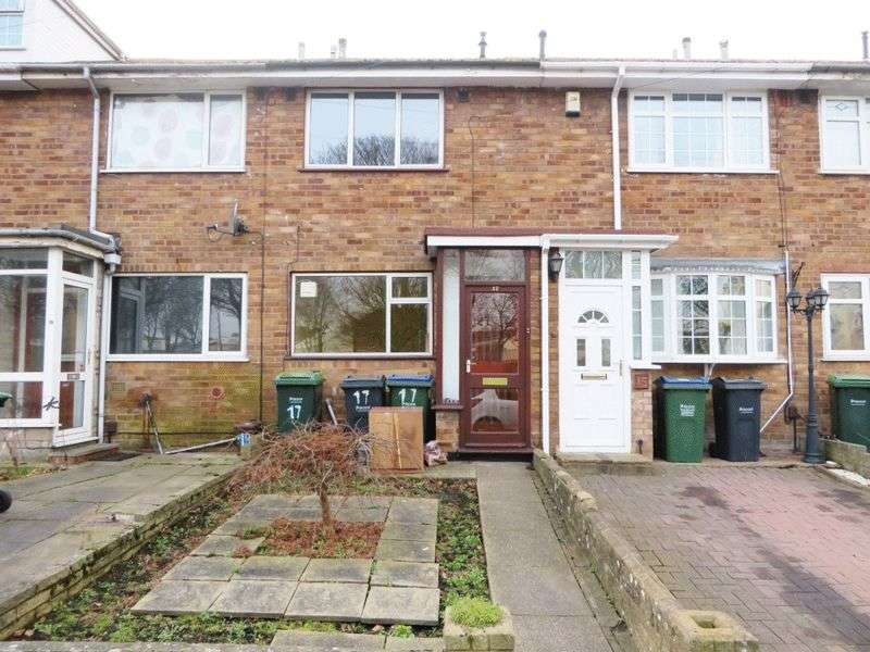 2 Bedrooms Terraced House for sale in Titford Road, Oldbury