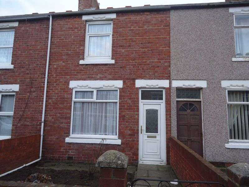 2 Bedrooms Terraced House for sale in Alexandra Road, Ashington