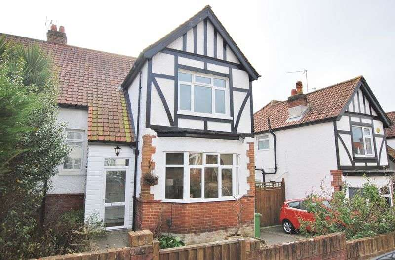 3 Bedrooms Semi Detached House for sale in Coleson Road, Bitterne Park