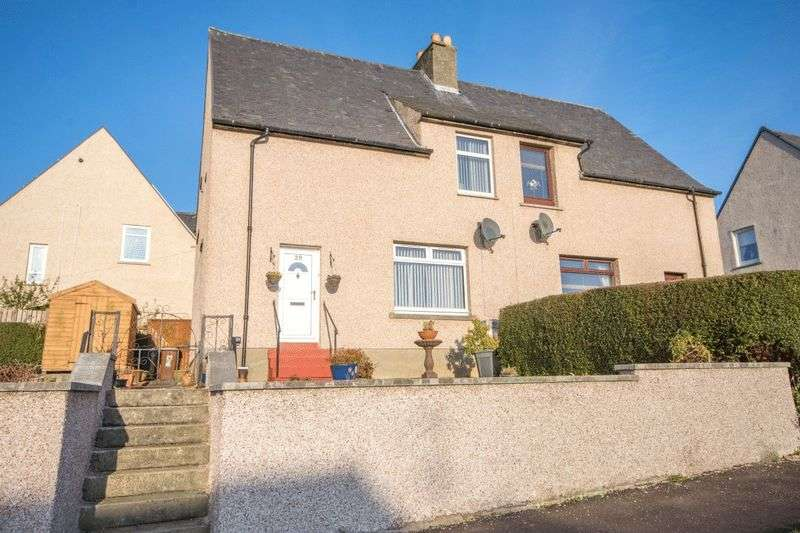 3 Bedrooms Semi Detached House for sale in Sir George Bruce Road, Oakley