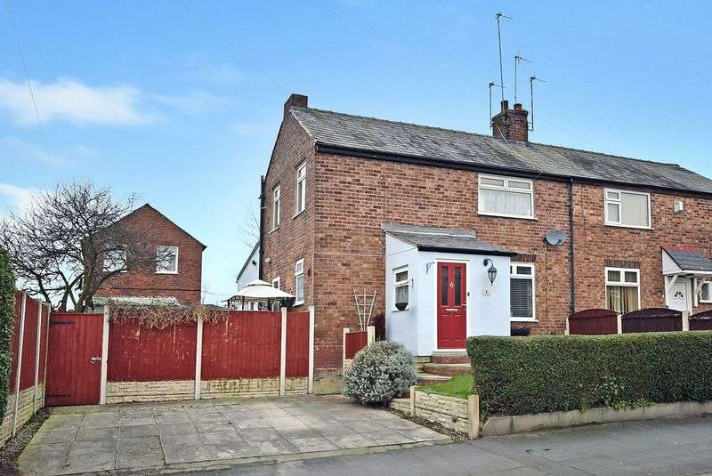 3 Bedrooms Semi Detached House for sale in Breck Road, Widnes
