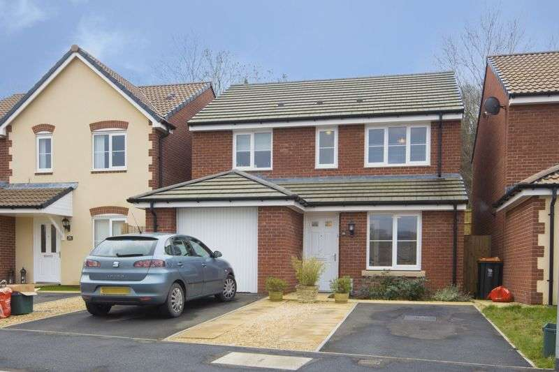 3 Bedrooms Detached House for sale in Bailey Crescent, Newport