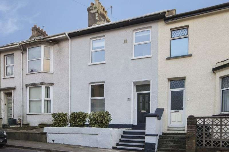 4 Bedrooms Terraced House for sale in York Place, Newport