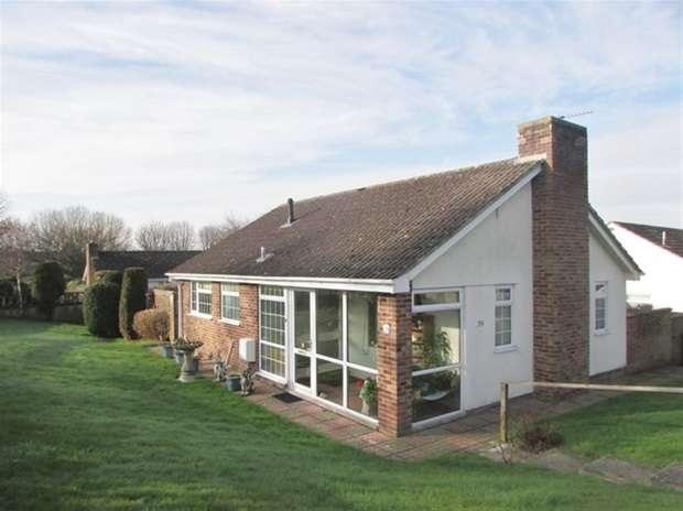 2 Bedrooms Detached Bungalow for sale in Merrick Road, Glastonbury