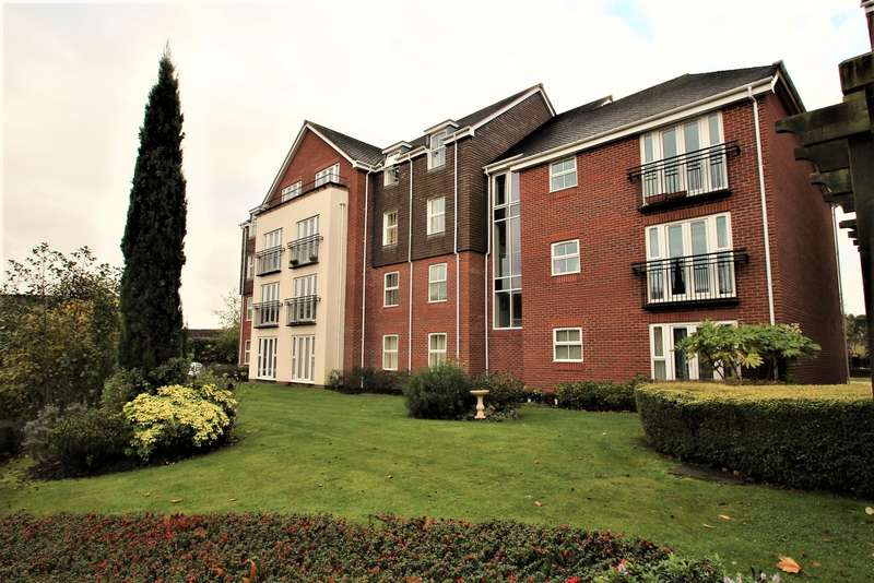 2 Bedrooms Apartment Flat for sale in Birch Meadow Close, Warwick, CV34