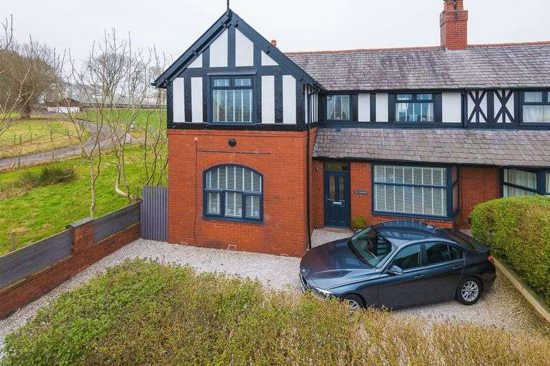 3 Bedrooms Semi Detached House for sale in Preston Road, Whittle-Le-Woods