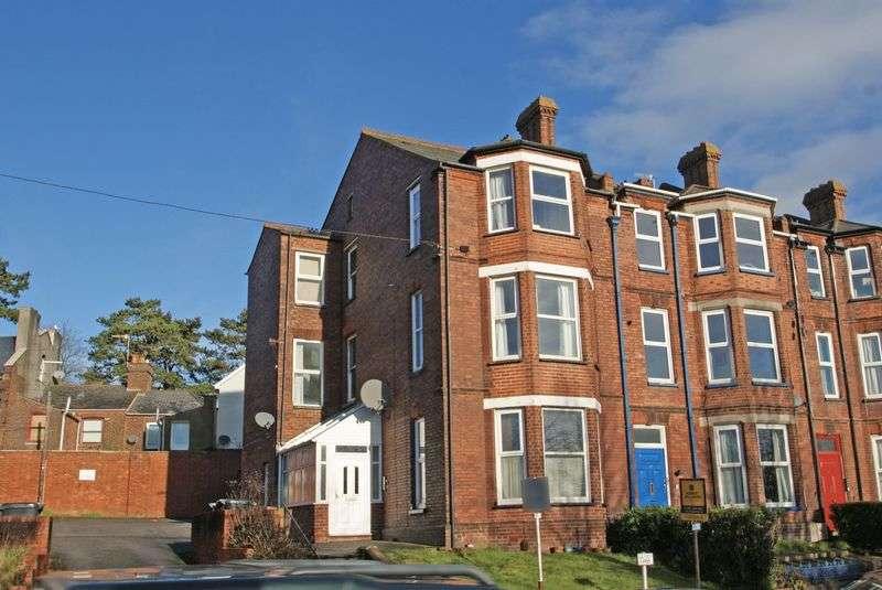 1 Bedroom Flat for sale in 1 bedroom flat with parking, Blackall Road, Exeter