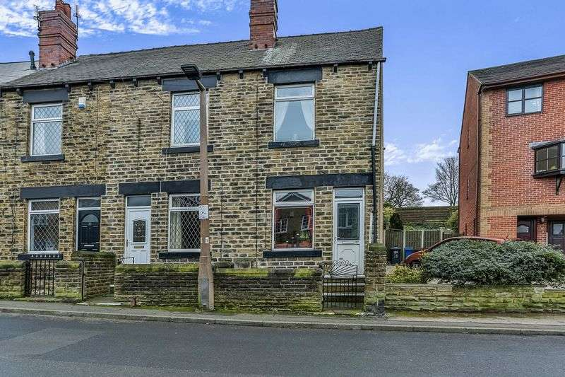3 Bedrooms House for sale in Church Street, Barnsley S75