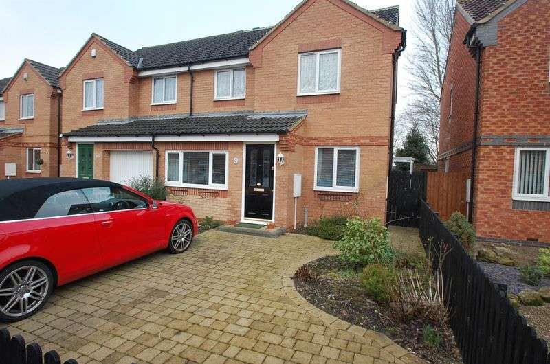 3 Bedrooms Semi Detached House for sale in Sir Douglas Park, Thornaby, Stockton-On-Tees