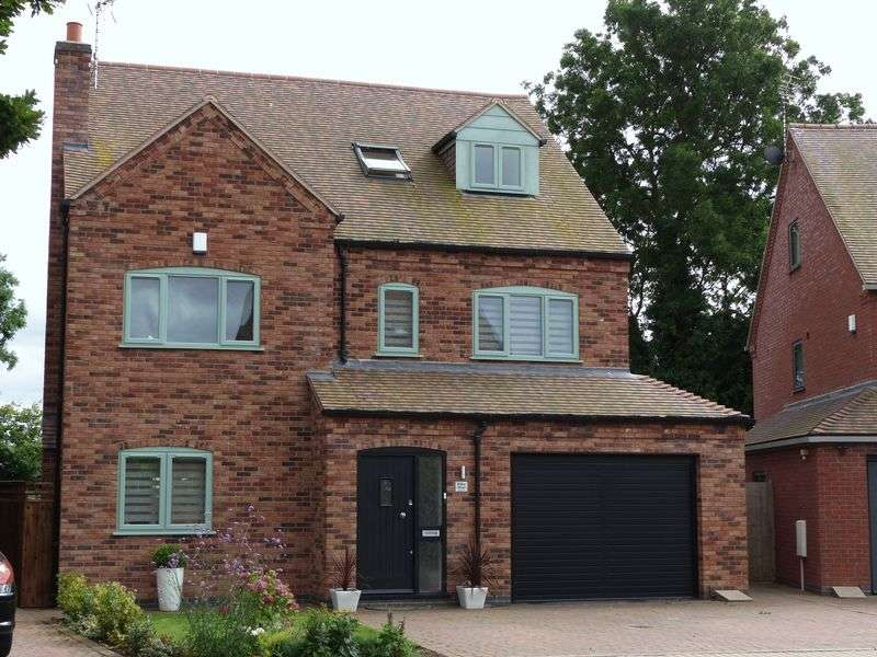 5 Bedrooms Detached House for sale in Poppy Close, Brinklow,