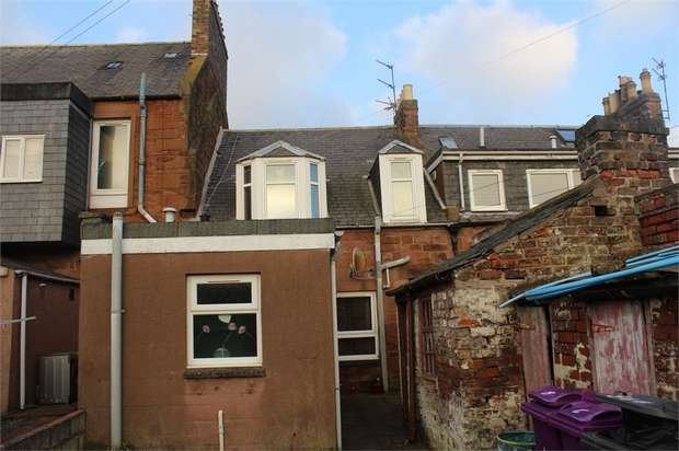 2 Bedrooms Flat for sale in Rossie Street, Arbroath, Angus