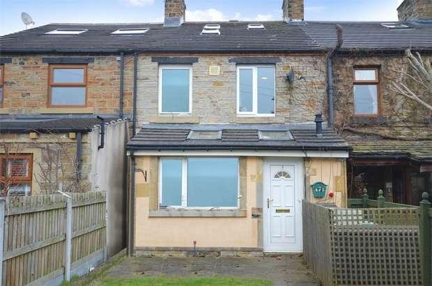 2 Bedrooms Cottage House for sale in Fleet Street, Scissett, HUDDERSFIELD, West Yorkshire