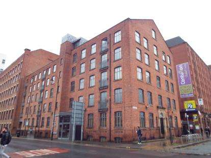 2 Bedrooms Flat for sale in Flat 20, 5 Cambridge Street, Manchester, Greater Manchester