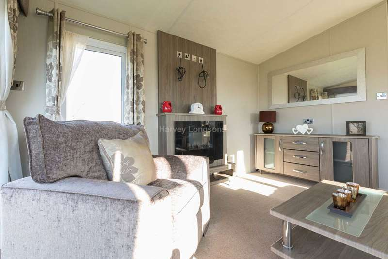 2 Bedrooms Caravan Mobile Home for sale in Winchelsea Beach, East Sussex