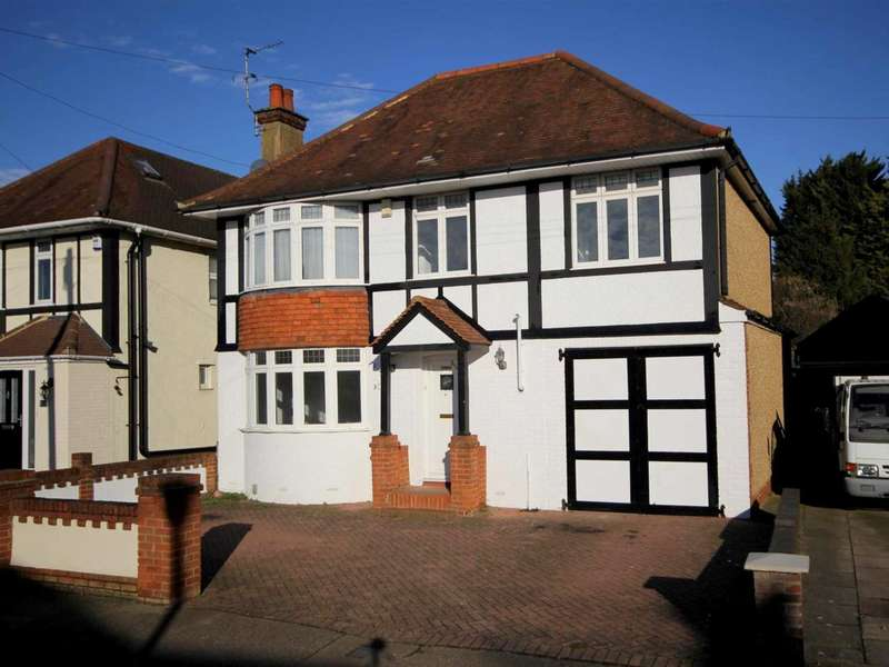 4 Bedrooms Detached House for sale in REFURBISHED 4 BED DETACHED Risedale Road, Hemel Hempstead