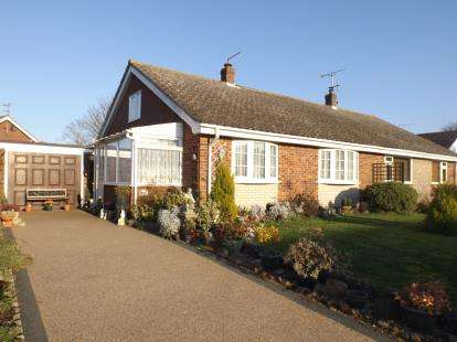 Bungalow for sale in Trimingham, Norwich, Norfolk