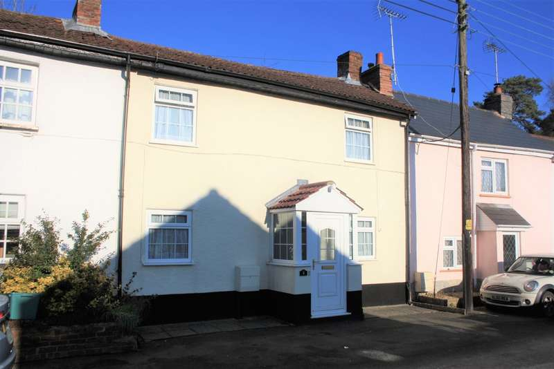 3 Bedrooms Cottage House for sale in New Street, Ottery St Mary