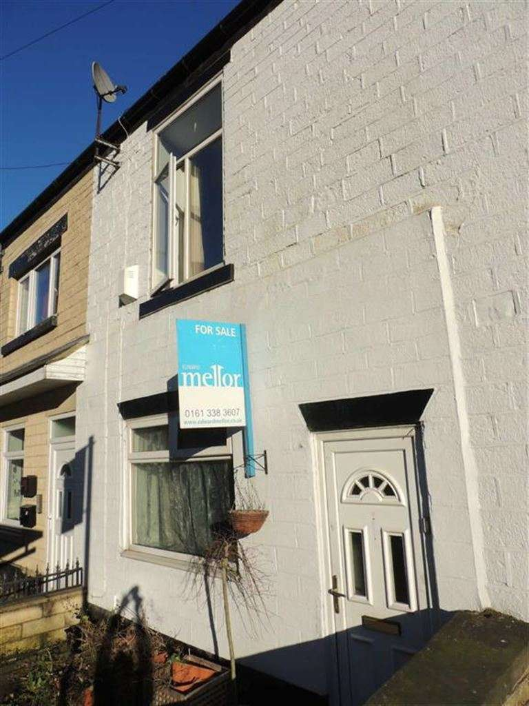 1 Bedroom Terraced House for sale in Manchester Road, MOSSLEY