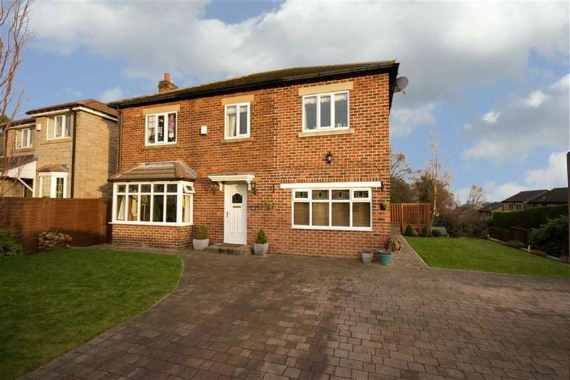 5 Bedrooms Property for sale in Broomfield Road, Fixby, HUDDERSFIELD, West Yorkshire, HD2